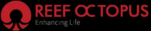 Reef Octopus Retina Logo