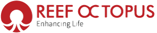 Reef Octopus Mobile Logo